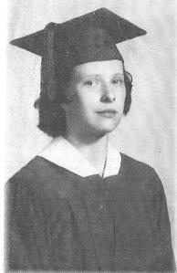 Betty Jo, 8th Grade Graduation