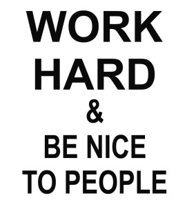 It's pretty simple.